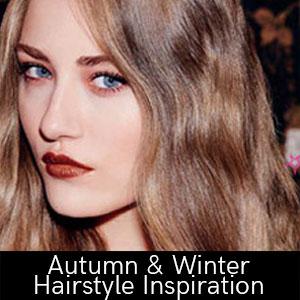 Autumn & Winter Hairstyle Inspiration