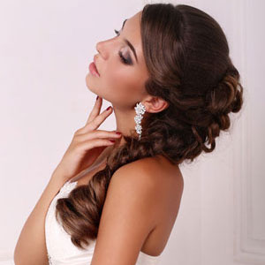 Bridal Hairstyles For Long Hair at Coco Hair Salon in Eastbourne