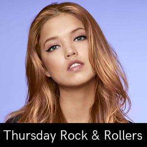 Thursday-Rock-&-Rollers at Coco hair eastbourne