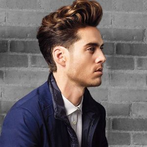 Valentine's Day Hairstyle For Men, Coco Hair Salon, Eastbourne, Sussex