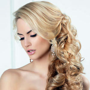 Hair Extensions for Brides at Coco Hair Salon in Eastbourne