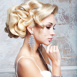 Bridal Upstyles at Coco Hair Salon in Eastbourne