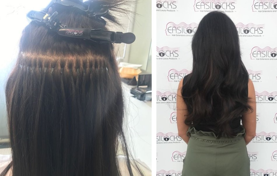 The Best Hair Extensions At Coco Hair Salon In Eastbourne