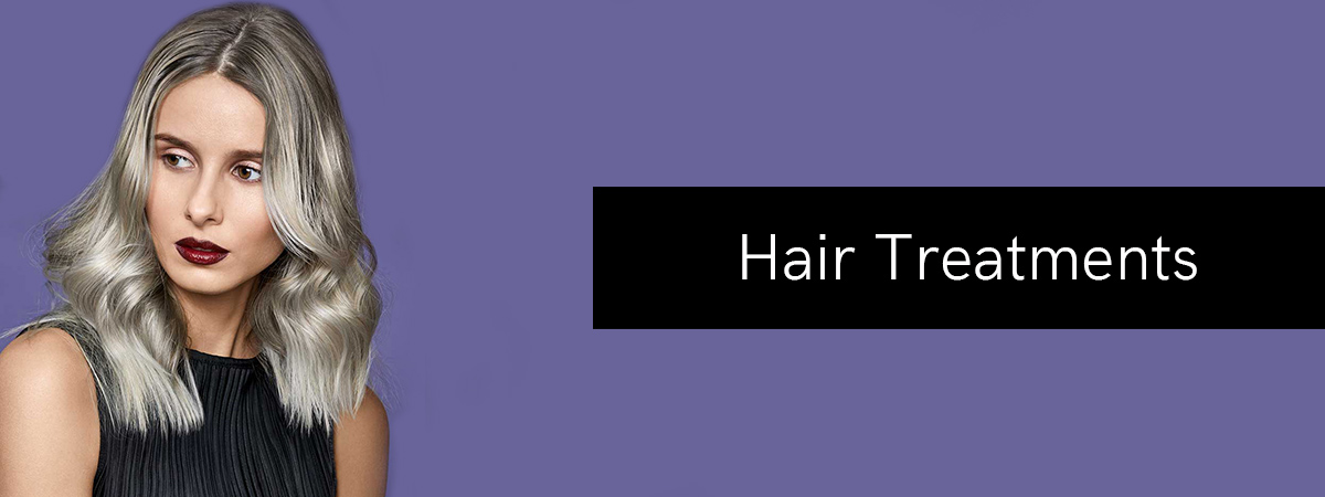 Hair Treatments at Coco hair salon in Eastbourne
