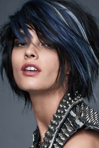 fringe hairstyles at Coco hair eastbourne