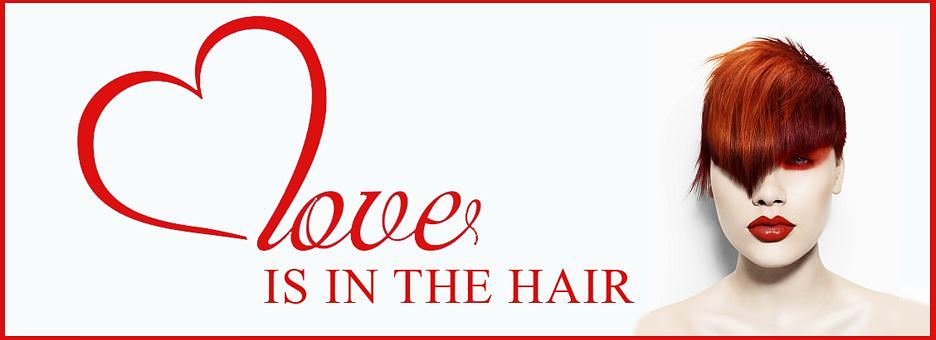 Valentine's Day Ready Hair, Coco Hair Salon in Eastbourne