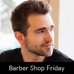 Barber-Shop-Friday, hair discounts for men in Eastbourne