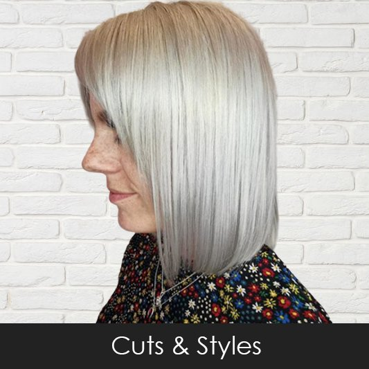Expert Hair Cuts & Styling at Coco Hair Salon in Eastbourne