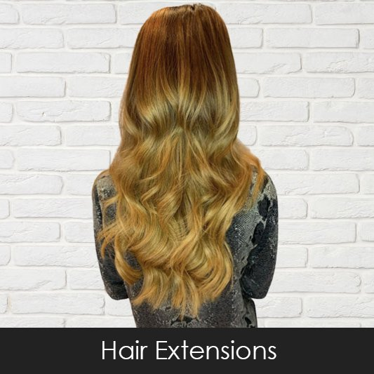 Hair Extensions at Coco Hair Salon in Eastbourne