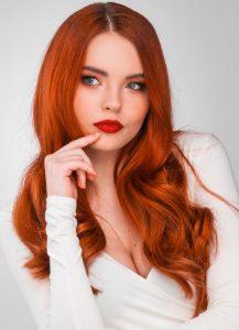Red Hair Colours, Hair Colour Trend, Coco Hair Salon, Eastbourne