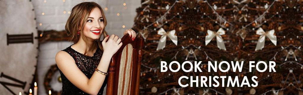 Book Now For Christmas, Coco Hair Salon, Eastbourne, East Sussex