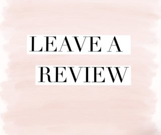 Show Us Some Love – Leave a Review