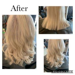 Post Lockdown Hair Transformations